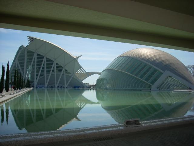 Valencia : Ciudad de las Artes y Ciencias